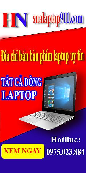 thay bàn phím laptop giá rẻ lấy ngay