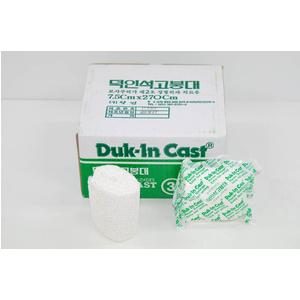 Băng bột bó thạch cao Duk-In Cast