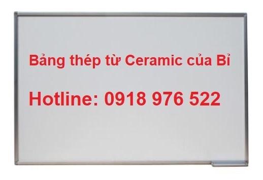Bảng trắng Ceramic Bỉ