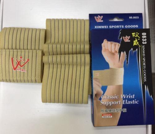 Băng bảo vệ cổ tay Xinwei 0633