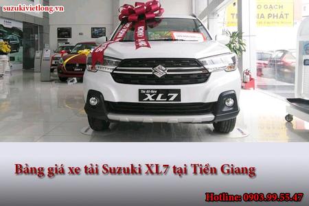 Bảng giá xe tải Suzuki XL7 tại Tiền Giang