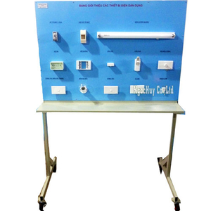 Bảng giới thiệu các thiết bị điện dân dụng