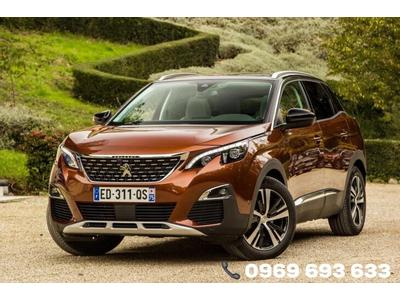 Bảng màu sản phẩm Peugeot 3008 & 5008 Thế hệ mới