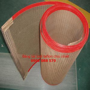 Băng tải lưới chịu nhiệt Teflon