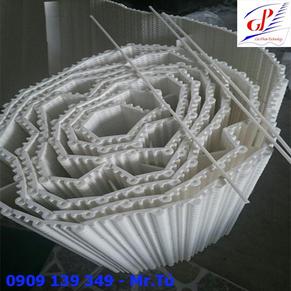 băng tải lưới nhựa