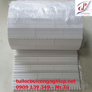 Băng tải lưới nhựa (modular plastic)