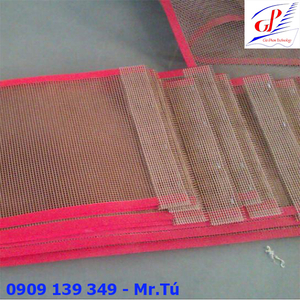 Băng tải lưới chịu nhiệt sợi thủy tinh (PTFE)