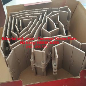 Băng tải xích nhựa dòng 820 (Conveyor Chains Plate)