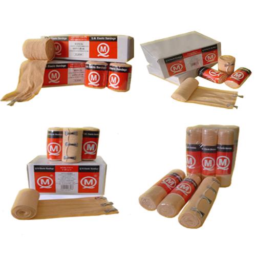 Băng thun y tế QM Elastic Bandage