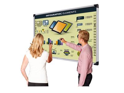 Bảng tương tác thông minh Intech Board MR-8895