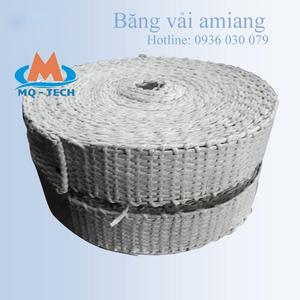 BĂNG VẢI AMIANG - Băng vải chống cháy