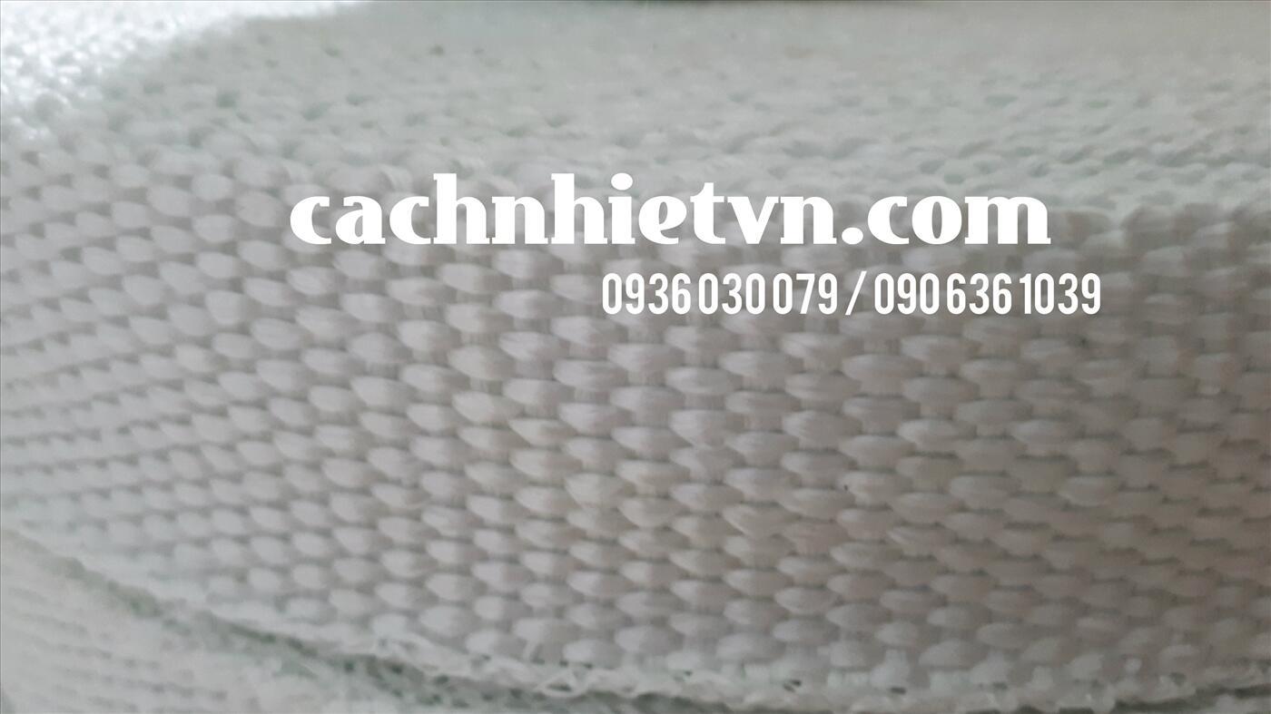 Vải chống cháy bản 100mm-50mm
