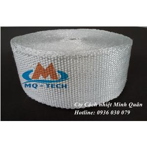 Băng vải thủy tinh chống cháy 100mm