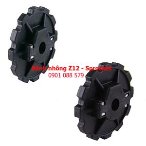 Bánh nhông Z12 - Sprocket
