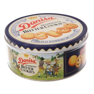 Bánh Quy Danisa Đan Mạch hộp thiếc 200 Gram