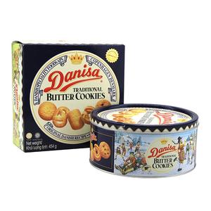 Bánh Quy Danisa Đan Mạch hộp thiếc 454 Gram