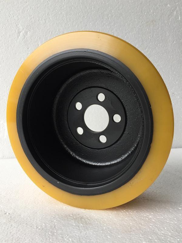Bánh xe nâng điện Linde - Bánh xe nâng PU