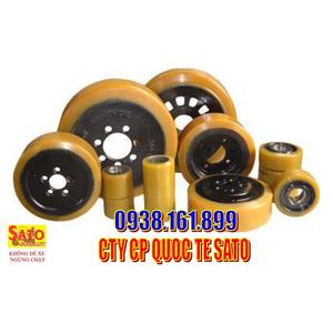 Bánh xe nâng điện PU - Bánh chạy xe nâng điện BT16 (Drive Wheel 1.6 ton)