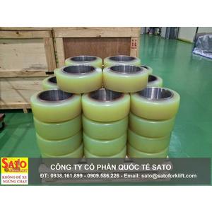 Bánh xe nâng điện PU - Bánh tải xe nâng điện BT16 (Load Wheel 1.6 ton)