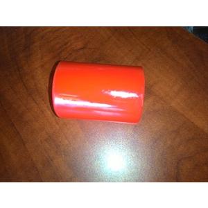 Bánh xe nâng tay PU Màu đỏ