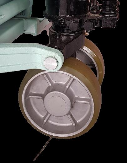 Bánh xe nâng tay thấp OPK