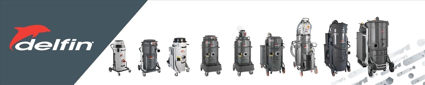 Máy hút bụi ứng dụng cho từng ngành công nghiệp