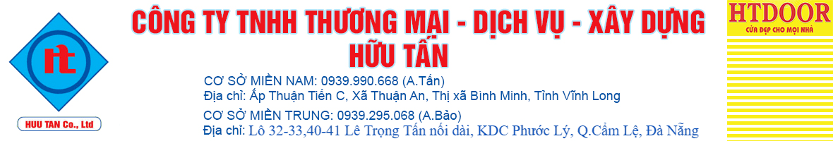 Công Ty TNHH Thương Mại - Dịch Vụ - Xây Dựng Hữu Tấn