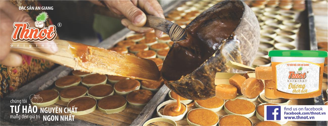 Mua đường thốt nốt nguyên chất Trần Gia để cảm nhận chất lượng tuyệt hảo