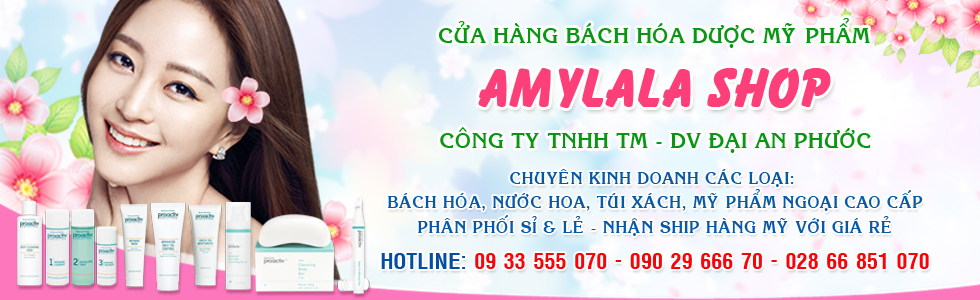 AMYLALA SHOP Công Ty TNHH Thương Mại Dịch Vụ ĐẠI AN PHƯỚC - Phân Phối SỈ LẺ