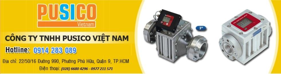 Công ty TNHH Pusico Việt Nam