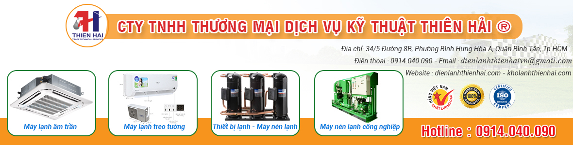 Điện Lạnh Thiên Hải ®