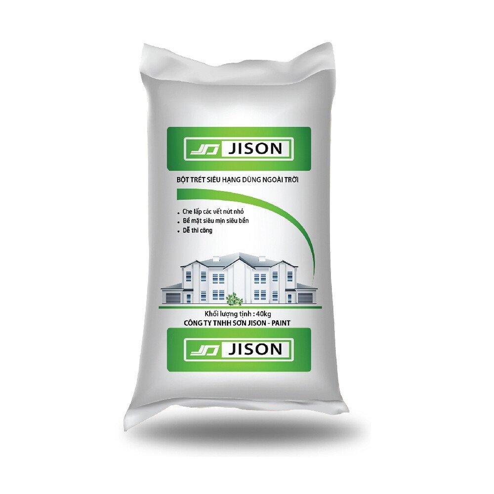 Sản xuất - bao bì bột trét tường Model: PN-05