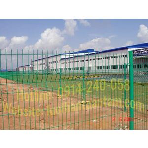 Hàng Rào Lưới Thép Sơn Tĩnh Điện - Bảng Giá Hàng Rào Lưới Thép