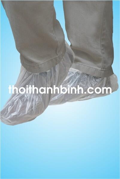Bao giày ngắn cổ PE Thời Thanh Bình
