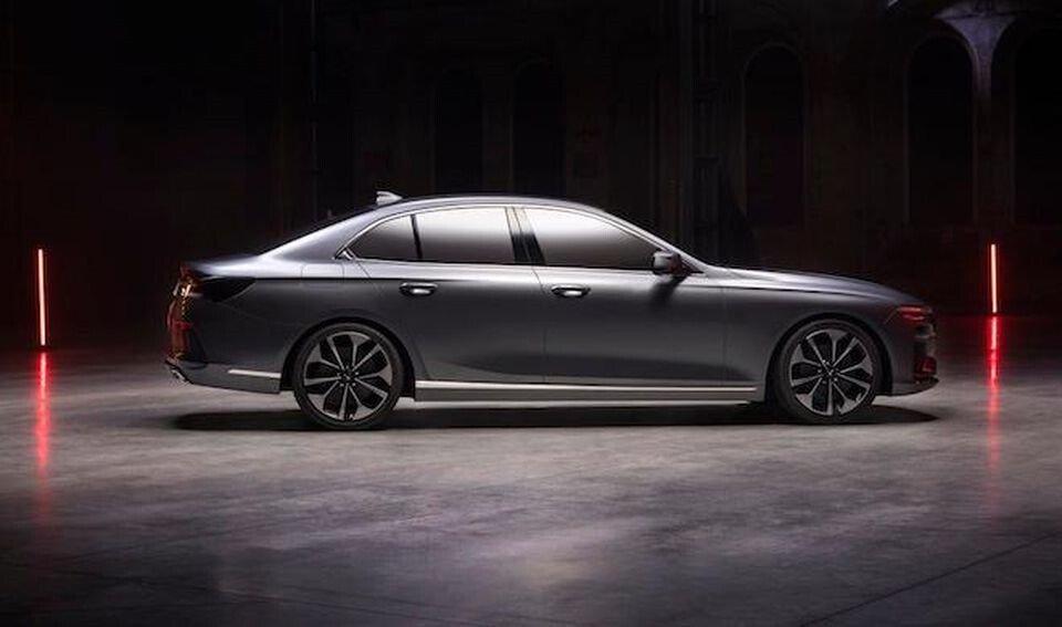 Mẫu sedan của VinFast nhận được nhiều lời khen về thiết kế và kiểu dáng.