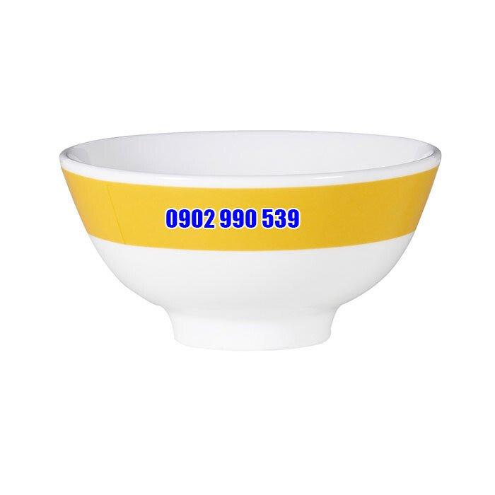 Bát ăn cơm RING (Vàng)
