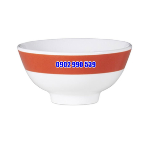 Bát ăn cơm RING (Đỏ)
