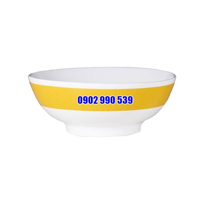 Bát ăn mỳ RING (Vàng)