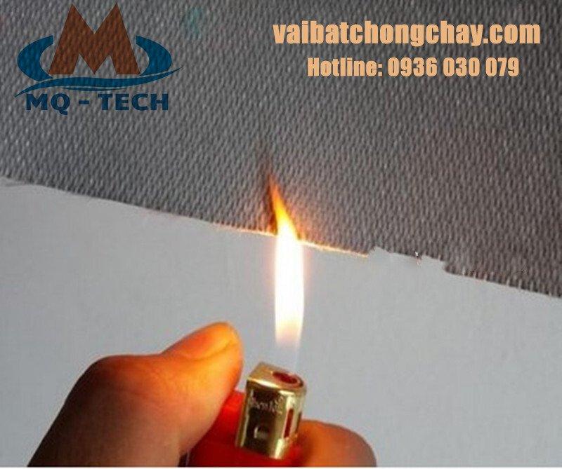 Bạt chống cháy chịu nhiệt trên 200°C
