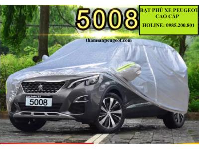 Bạt phủ xe Peugeot 5008 Peugeot 3008 All New cao cấp