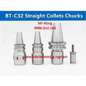 BT50-SC32 BT50-C32 Bầu kẹp collet trụ, đầu kẹp collet trụ