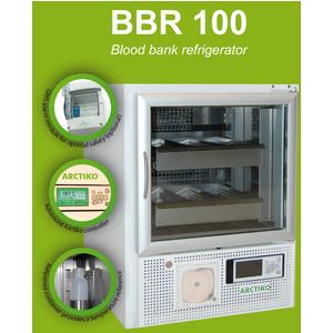 Tủ lạnh bảo quản máu - BBR-100 - Arctiko - Đan Mạch