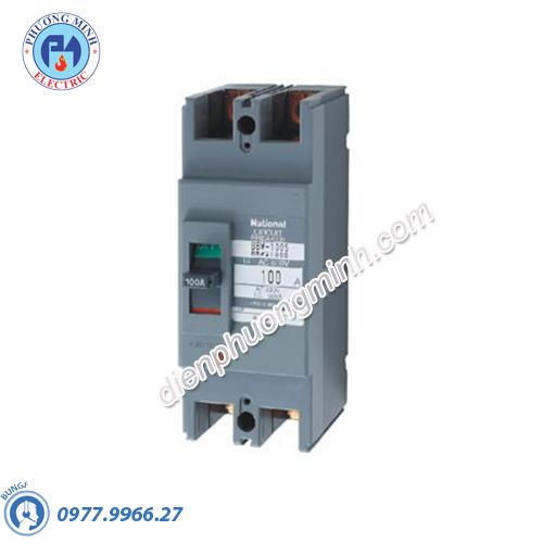 Cầu dao đóng ngắt mạch điện (MCCB) - Model BBW2100SKY