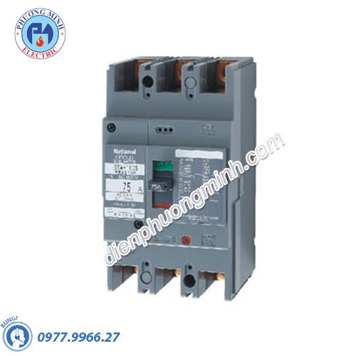 Cầu dao đóng ngắt mạch điện (MCCB) - Model BBW375SKY