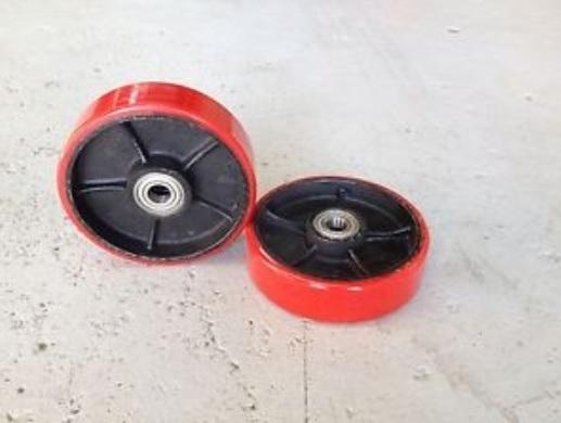 bánh xe nâng tay thấp 160x50mm