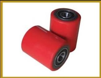 bánh xe nang tay thấp