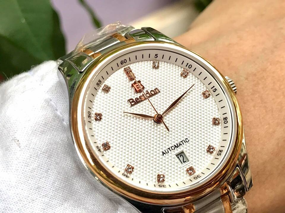 đồng hồ nam tự động bestdon bd 7101g -mskrt chính hãng | hieutin.com