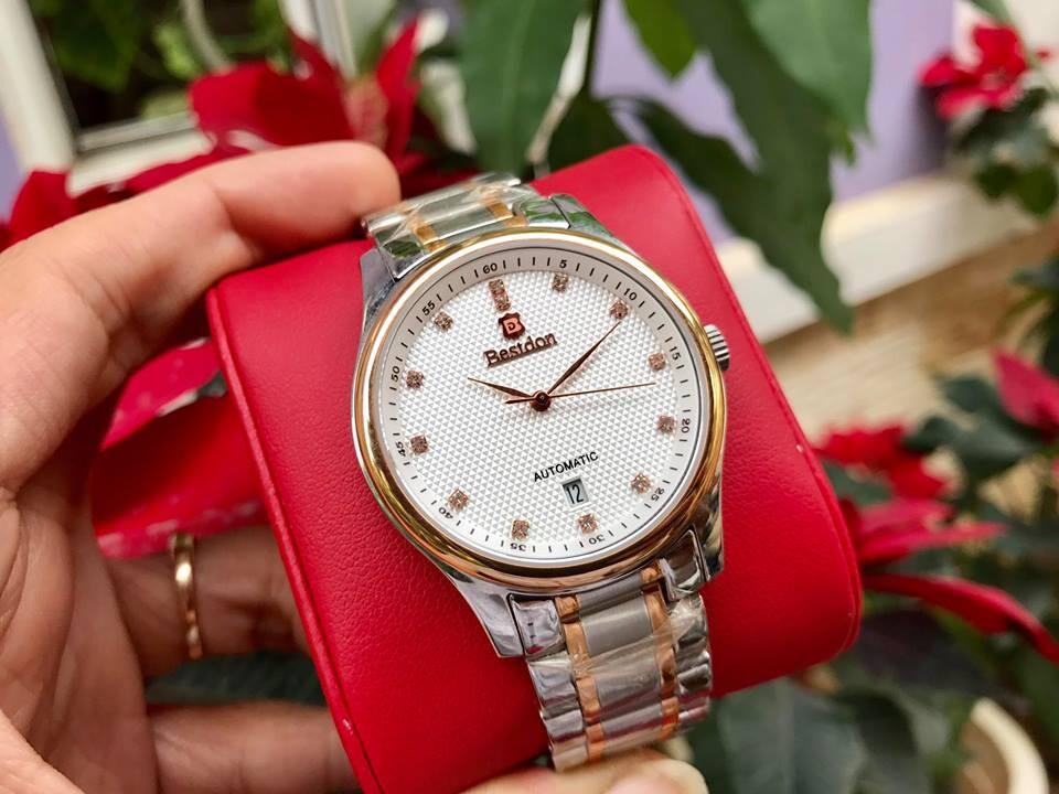 Đồng hồ nam tự động chính hãng Bestdon bd7101g - mskrt