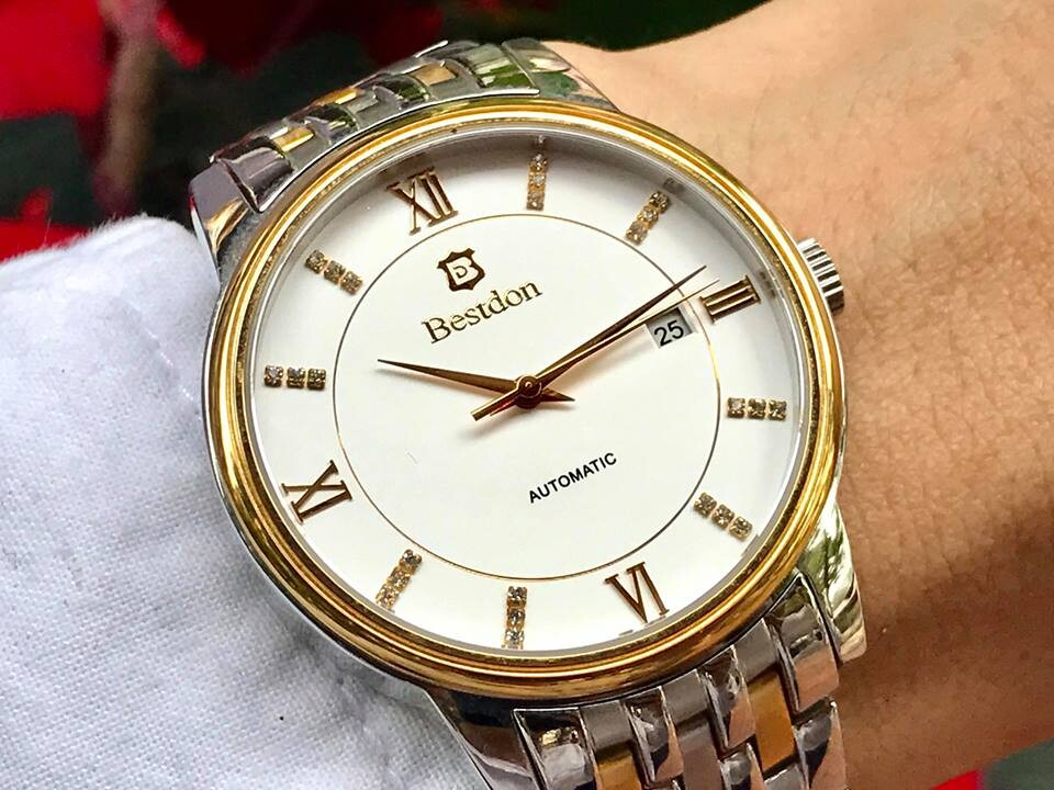 đồng hồ nam tự động bestdon bd 7102g -mskt chính hãng   hieutin.com