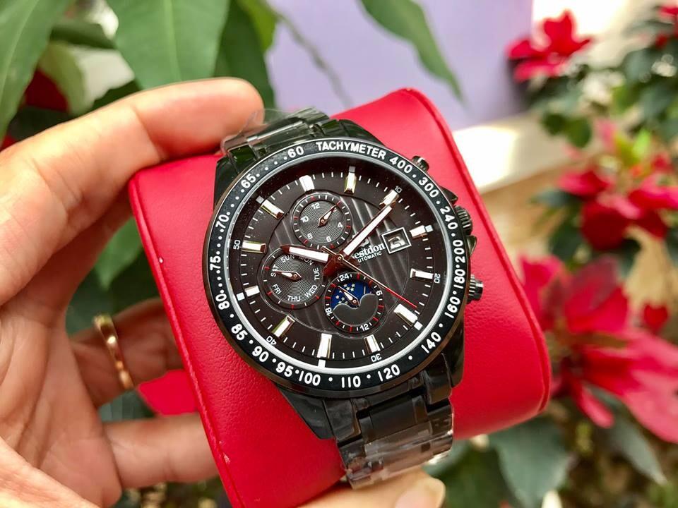 đồng hồ nam tự động bestdon bd 7108g - mkbd chính hãng   hieutin.com